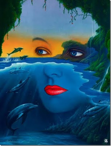 Jim Warren surrealismo