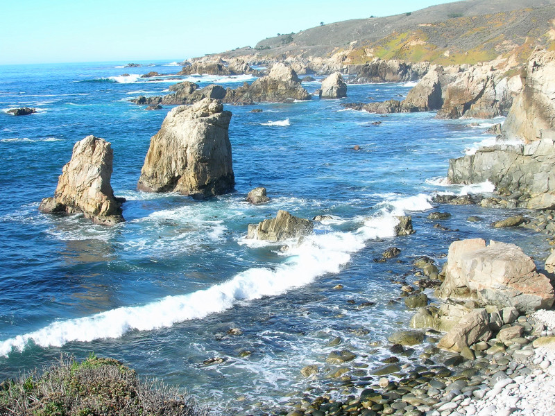 More shots from Soberanes Point