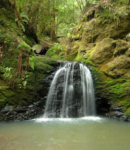 Jones Gulch Falls