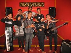 Grup Band G-Nuse Part II dari SMA Pintar  Meraih Grup Band Favorit Se-Riau dan SumBar