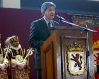 Luis Pastrana, Cronista Oficial de León (1950/2003)