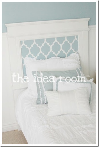 DIY Headboard And Bed Frame The Idea Room