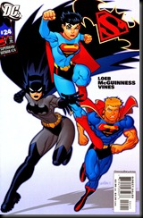 P00025 - Superman & Batman #24