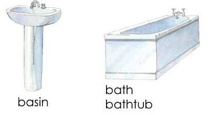 Bathroom Online Dictionary For Kids
