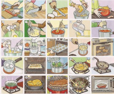 FOOD% 20PREPARATION% 20AND% 20RECIPES LEBENSMITTELZUBEREITUNG, REZEPTE Essen