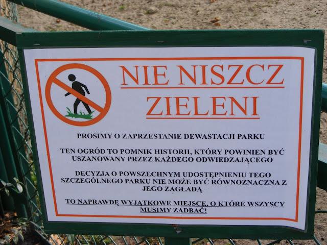 Dlaczego należy dbać o Stare Zoo?