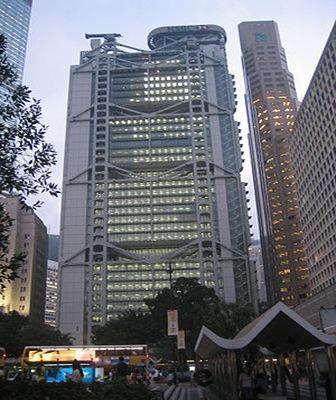 High Tech Sede central del HSBC (Hong Kong) de Norman Foster