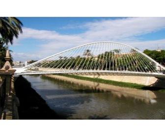 Puente de Vistabella (Murcia, Región de Murcia) Santiago Calatrava