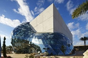 Museo-Dali-florida-arquitectura-contemporanea.
