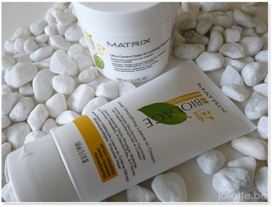 Wintertip: Matrix Biolage Smootherapie