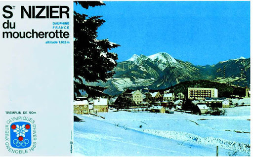 Grenoble Ski Resort 2009 04 26