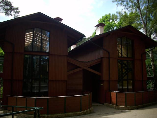 Nowa małpiarnia - Zoo Oliwa