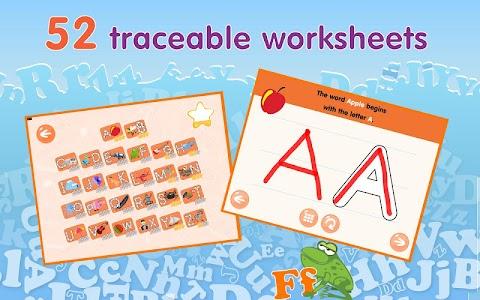Montessori ABC Games 4 Kids HD screenshot 1