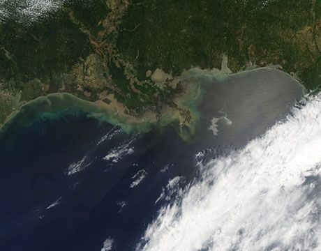 Foto: NASA Aqua Satellite