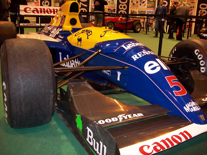 Williams FW14B