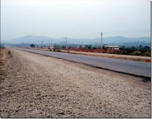 East West Corridor in Assam