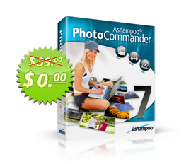 Special Offer 0% Free Ashampoo® PhotoCommander 7