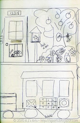 Felt Tent Train Sketches002