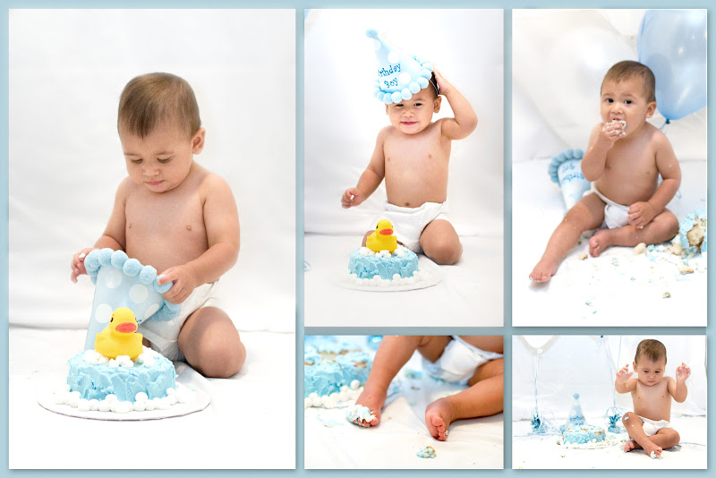 First Year Childrens Portrait Packages SBJamesPhotography