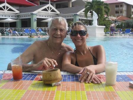 4. Kristina Pongracz - Espancou o namorado de 77 anos com a bengala