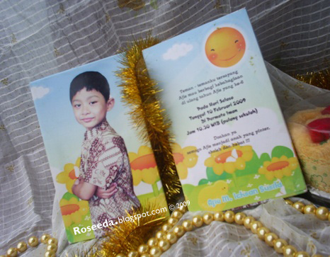 Roseeda Undangan Nikah Invitation Hf01009 Roseeda Invitation