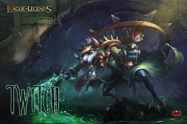 League of Legends_Twitch_Wallpaper