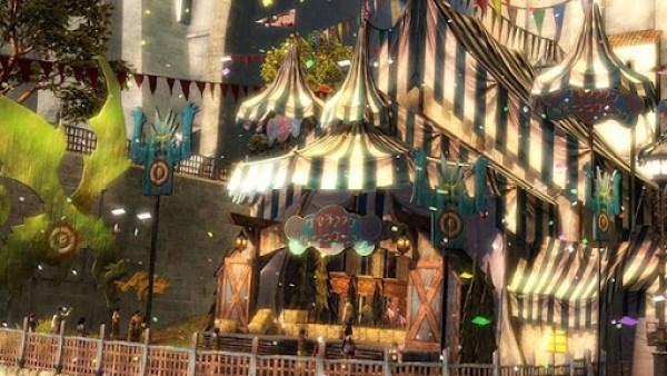 Guild Wars 2 Mini Games