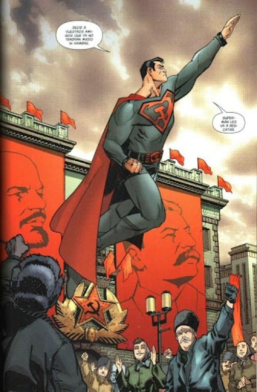 Superman Rojo - Camarada Superman