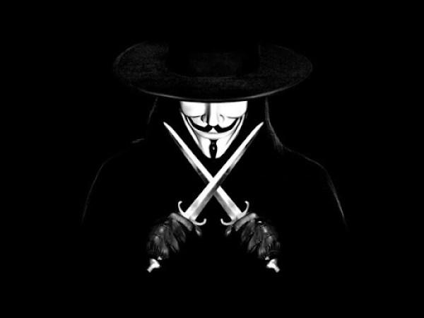 V of Vendetta 2