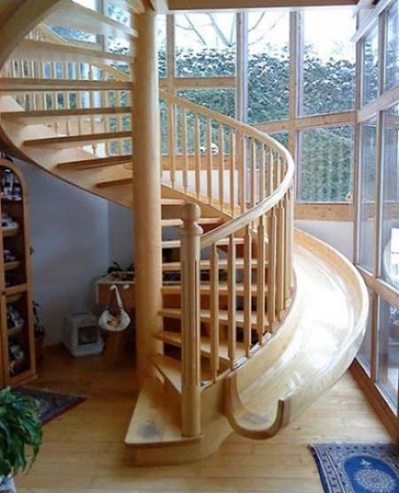 Escalera de Caracol Cool Style