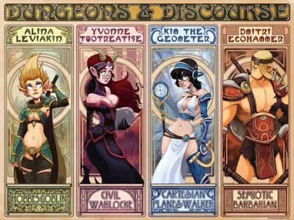 Dungeon & Discourse