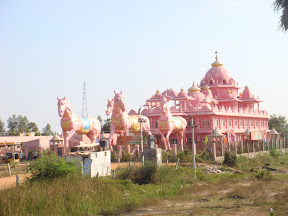 ISKON temple at AP