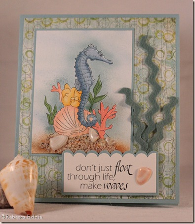 seahorse make waves