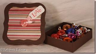 truffle box 1 open