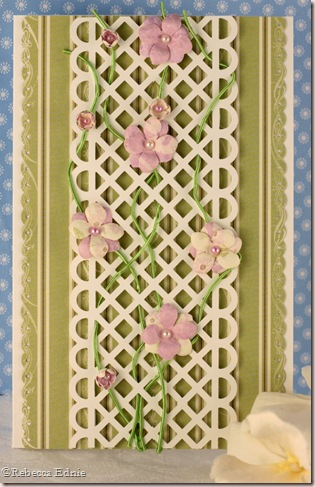weaving vine card