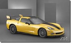 Chevrolet Corvette Z51 Sema Showcar