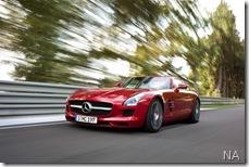 Mercedes SLS AMG3