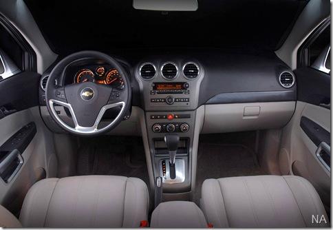 Chevrolet Captiva 2010 (5)