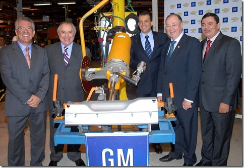 GM Brasil Executives