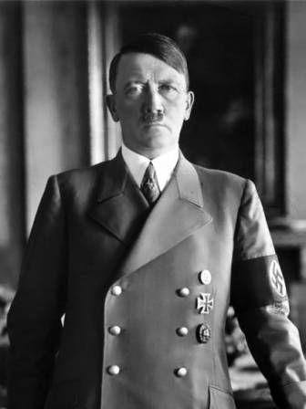 Adolf Hitler był pochodzenia żydowskiego