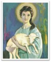 Ad Jesum Per Mariam Catholic Lay Ministry Archives: Prayer to St. Agnes