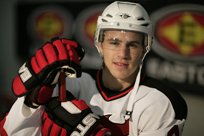One of the two reasons why I love hockey.  For reason number 2, see below.