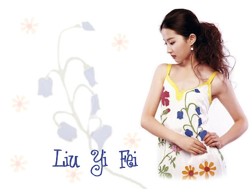liu yifei 2009 photos
