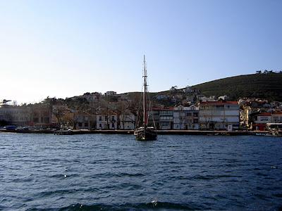 мраморно море истанбул остров бургазада