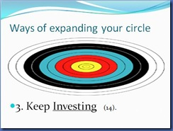 Expanding Your Circle 10