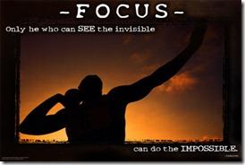Maintain Focus By Discipline,Ensure Success