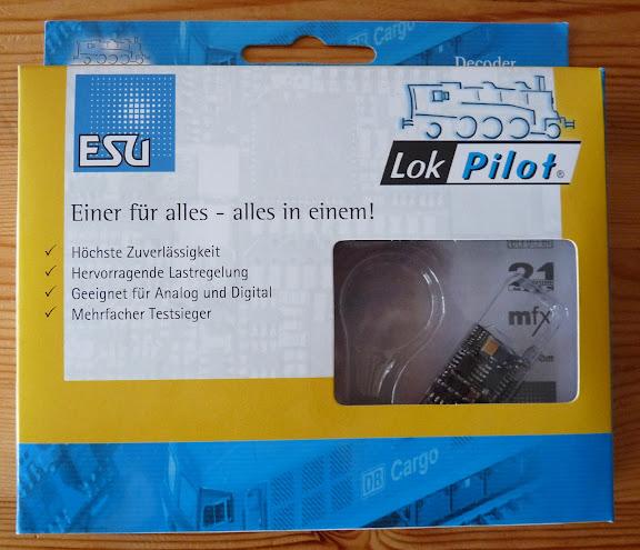 ESU LokPilot  (52610)