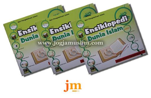JJual Buku Ensiklopedi Dunia Islam