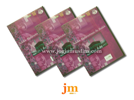 Jual Mp3 Murottal Al Qur'an Syaikh Abdurrahman As Sudais 30 Juz