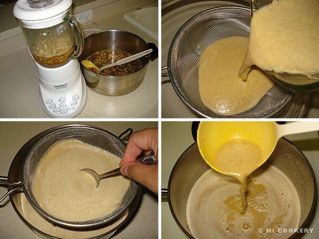Algonquin Nut Soup